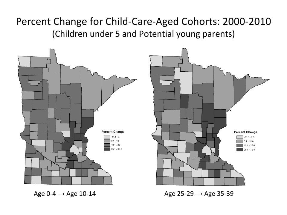 Percent Change for Child-Care-Aged Cohorts.pptx